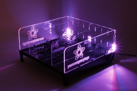 ab-sorber® | optional remote-controlled LED set